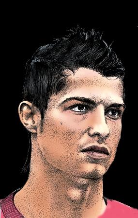 Cristiano Ronaldo by FCARLOS